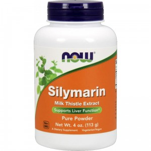 Now foods  Silymarin Milk Thistle Extract 113 g